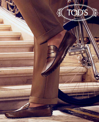 Up to $600 GIFT CARD with Tod's Men's Shoes Purchase @ Neiman Marcus
