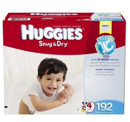 Up to 20% Off Stock Up & Save @ Diapers.com