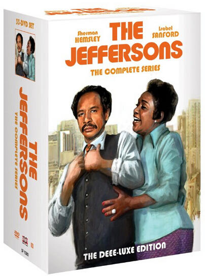 $109.99 The Jeffersons: The Complete Series