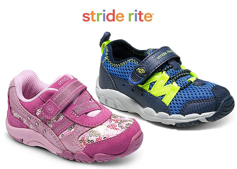 20% Off  All Sneakers + Free Shipping @ Stride Rite