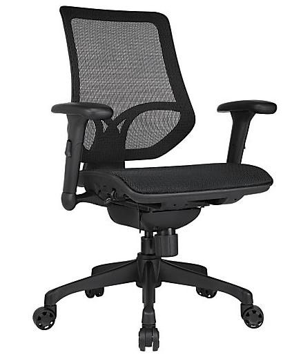 $84.99 WorkPro 1000 Series Mid-Back Mesh Task Chair