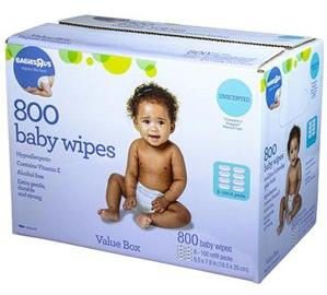 $19.98 2 x Babies R Us Unscented Value Box of Wipes - 800 Count