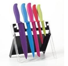 Farberware 6-Piece Resin Knife Set