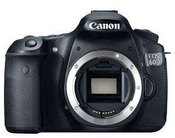 $479 Canon EOS 60D DSLR Camera (Body Only)