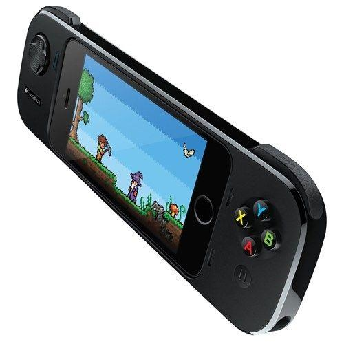 $9.99 Logitech PowerShell Controller + Battery for iPhone 5/5S, iPod Touch 5th Gen