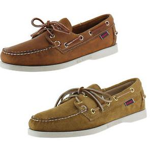 $39.99 Sebago Docksides Women's Leather Boat Shoes (Dealmoon Exclusive)