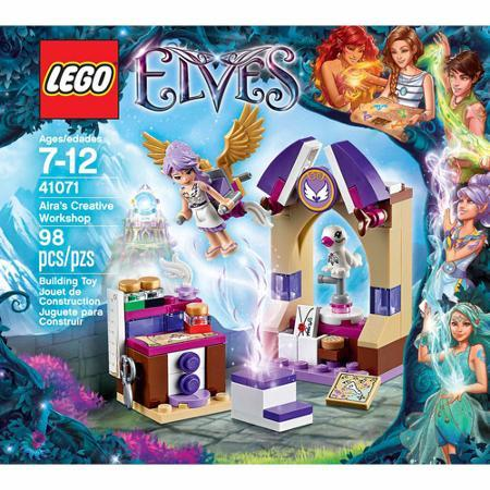 From $7.03 Select LEGO Elves on Sale @ Walmart.com