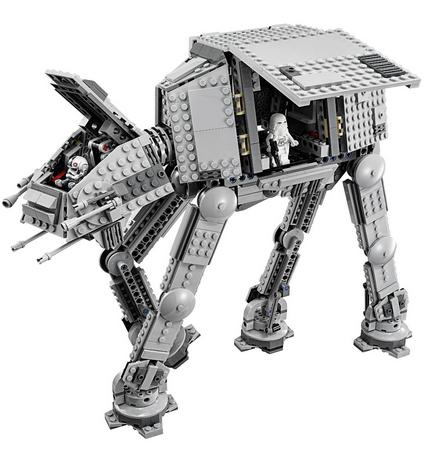 $80.99 LEGO Star Wars 75054 AT-AT Building Toy