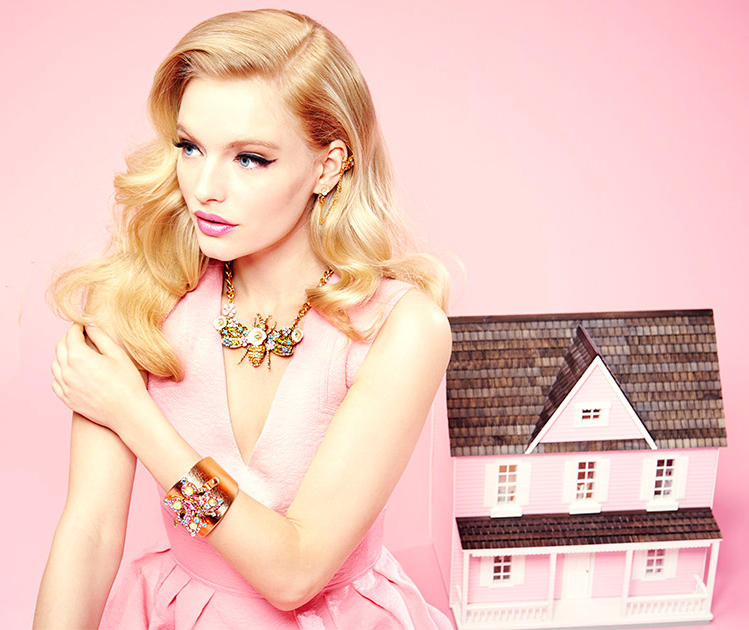 15% Off $100 + Free Shippingwith Your Purchase @ Betsey Johnson