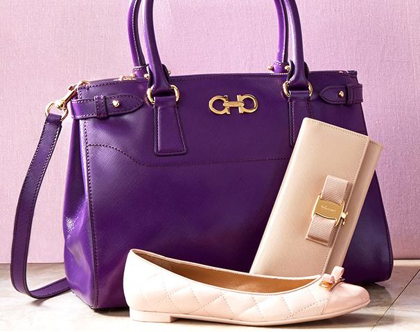 Up to 55% OffSalvatore Ferragamo Shoes & Handbags on Sale @ Ideel