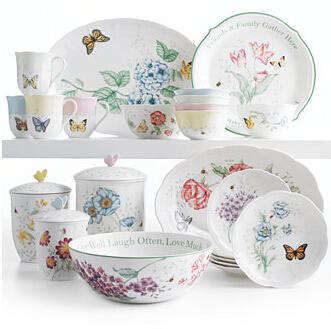 Up to 50% Off + Extra 15% Off Lenox Dining Collection @ Macy's