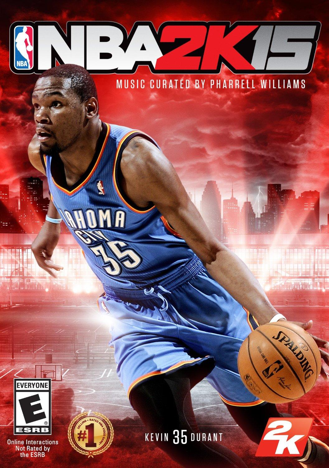 $20 NBA 2K15 [Online PC Game Code]