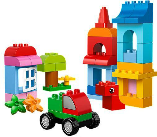 LEGO DUPLO Creative Building Cube 10575 + Free Gift