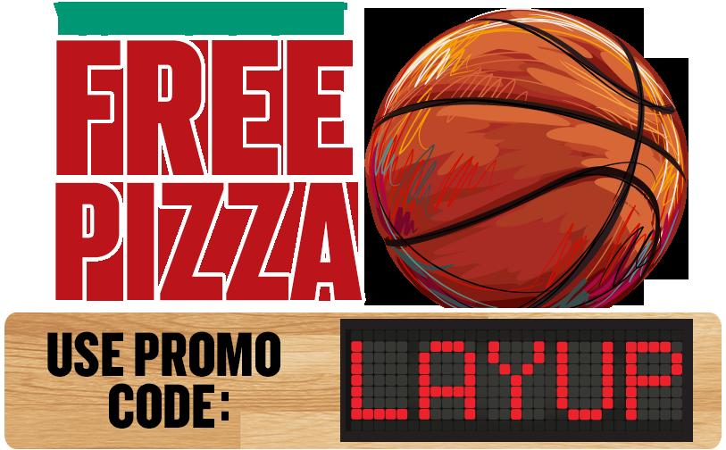 Free Pizza On Next Order When Spend $15