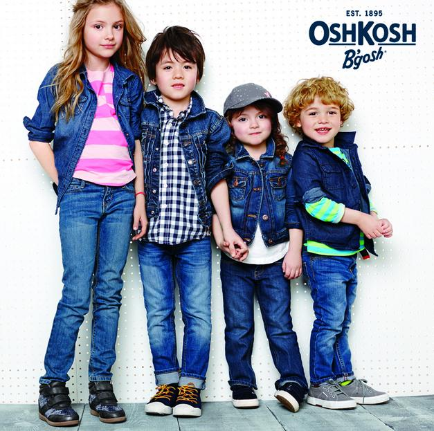 Up to 50% Off+Extra 25% Off $40 Sitewide @ OshKosh BGosh