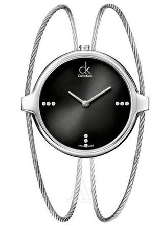 Calvin Klein Women's Agile Watch K2Z2S11S (Dealmoon Exclusive)