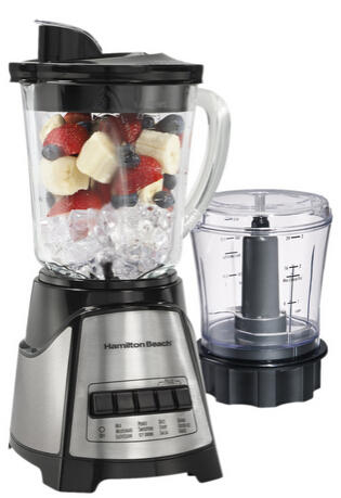 $26.49 Hamilton Beach 58149 Blender and Chopper