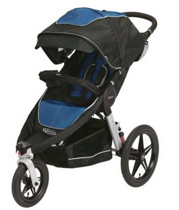 Graco Relay Click Connect Stroller