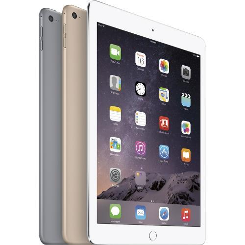 $699.99 Apple - iPad Air 2 Wi-Fi + Cellular 128GB