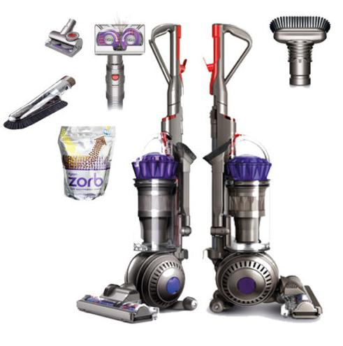 Dyson DC65 Animal Combo Plus Upright Vacuum - Purple/Iron