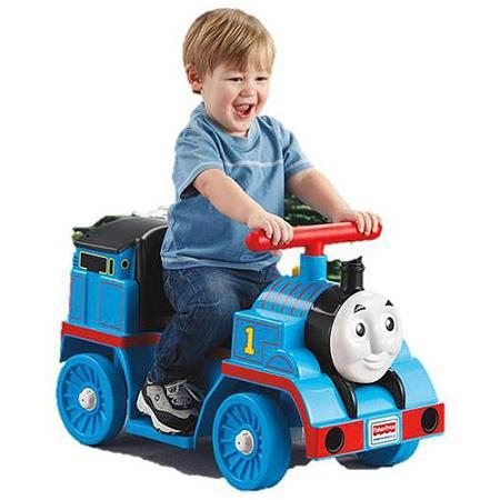 $99 Fisher-Price Power Wheels Thomas and Friends Thomas with Track