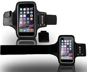 $1.95 iPhone Armband 6 For Running, Biking, Jogging Exercise And Working Out By ioi Works