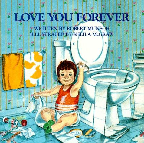 $3.45 Love You Forever Children's Book (Paperback)