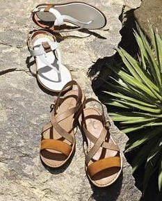 Up to 80% Off Flat Sandals @ 6PM