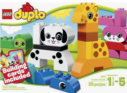 20% Off, From $7.99 Select LEGO Duplo Sets @ Target.com