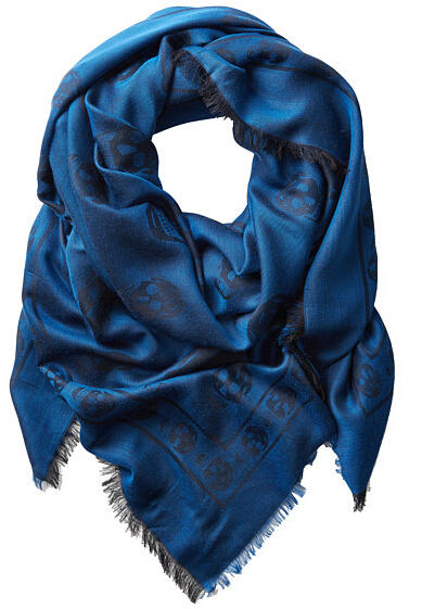 Up to 70% Off Select Alexander McQueen Scarf @ 6PM.com