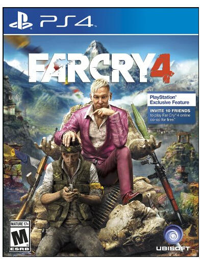 $29.99 Far Cry 4 for PS4/PS3/Xbox One/PC