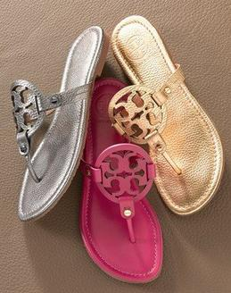Up to 30% Off + $25 Reward Card for Every $100 Purchase Tory Burch Shoes Sale @ Bloomingdales