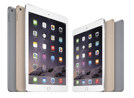 $499.99 Apple® - iPad Air 2 Wi-Fi + Cellular 16GB