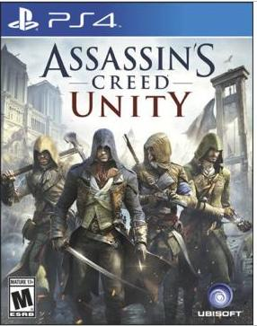 $19.99 or $15.99 w/ GCU Pre-order Assassin's Creed: Unity - PlayStation 4