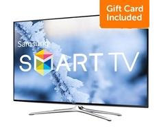 $647.99 Samsung UN48H6350 48-Inch Full HD 1080p Smart HDTV 120Hz with Wi-Fi+$200 Dell Gift Card
