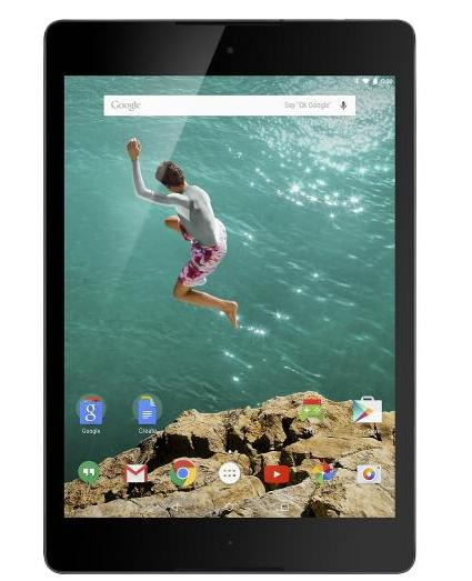 "$299.99 HTC Google Nexus 9 16GB 8.9"" Android Tablet"