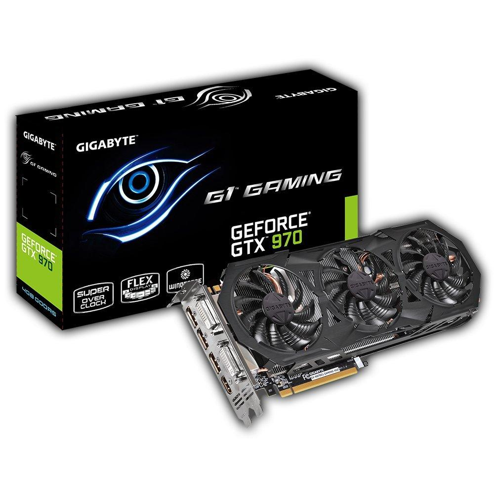 $319.99 Gigabyte GeForce GTX 970 G1 Gaming GDDR5 Pcie Video Graphics Card
