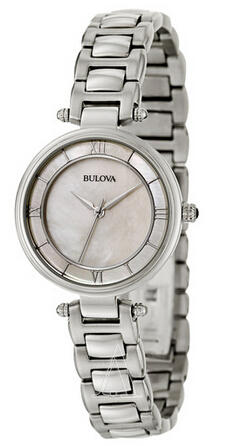 Bulova Classic Women's Watch 96L185@JomaShop.com