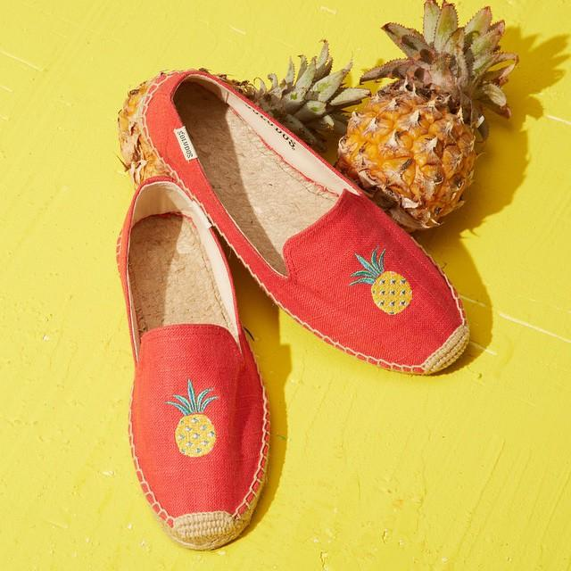 Up to 25% Off + Extra 25% Off Soludos Espadrille Sale @ Bloomingdales