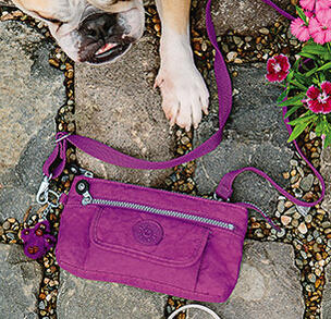 From $34.99 Select Styles + Free Tote with $75 Purchase @ Kipling USA