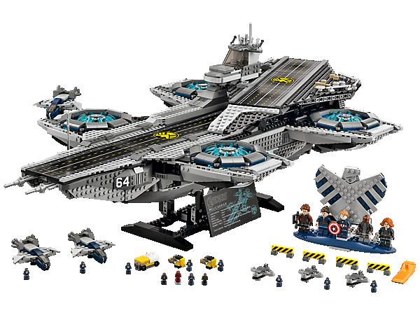 $349.99 The SHIELD Helicarrier 2996 Pieces