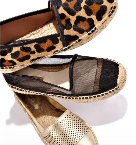Up to 60% Off  Espadrilles Sale @ Sak...