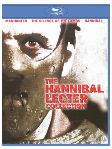 $7.99 Hannibal Lecter Anthology [3 Discs] (Blu-ray Disc) (Enhanced Widescreen for 16x9 TV) (Eng)
