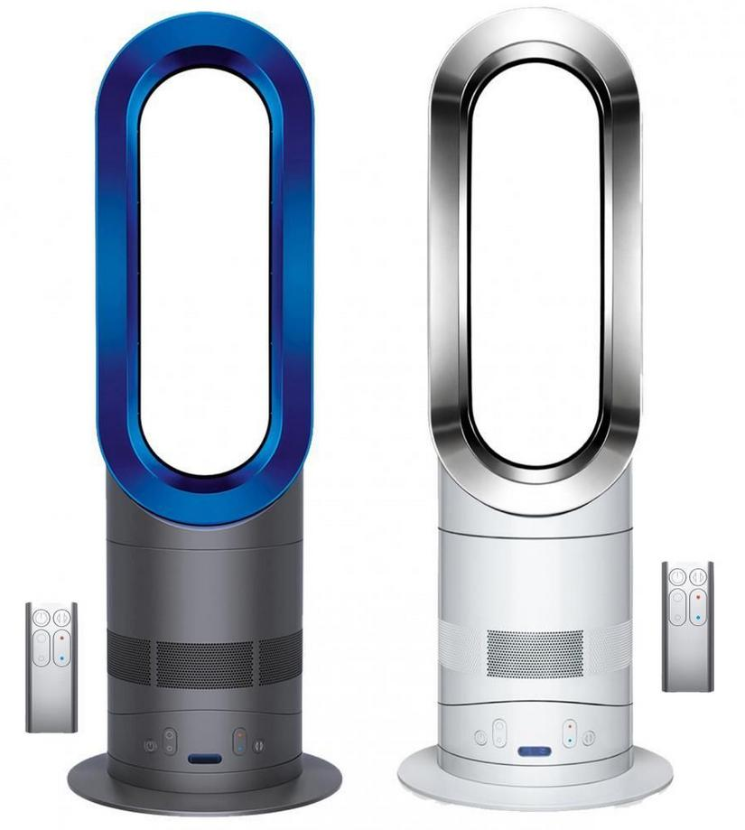 139.99 Dyson Refurbished AM05 Air Multiplier Heater + Fan (Cool) - Blue or White