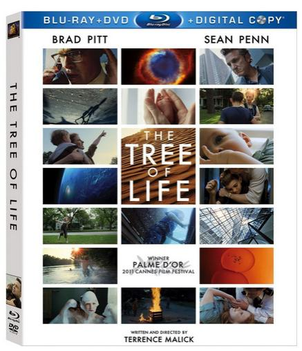 $7.99 The Tree of Life on Blu-ray / DVD / Digital