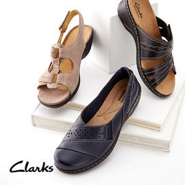 Up To 65% Off Clark's Shoes @ Zulily
