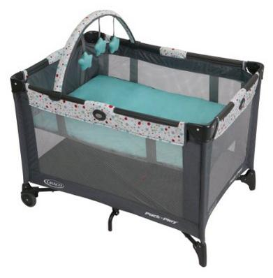 $49 Graco Pack N Play Playard with Bassinet, Tinker