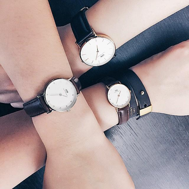 Extra 25% Off Daniel Wellington Sale @ Bloomingdales