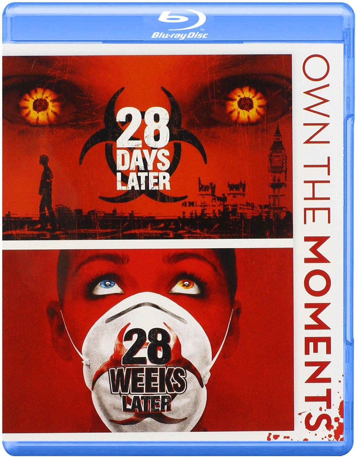 $7.99 28 Days Later / 28 Weeks Later [Blu-ray]