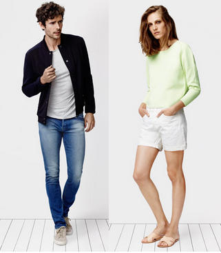 Spring 2015 Collection Lauched + Extra 25% OffSale Styles @ J Brand